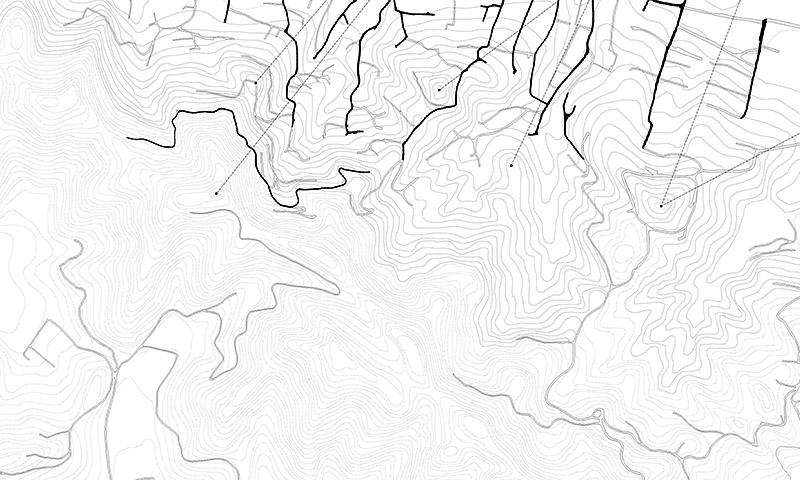 Hidden Tirana Map